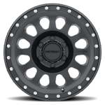 C - MR315, 16x8, 0mm Offset, PCD - 6/139.7, 106.25mm Centerbore, Matte Black