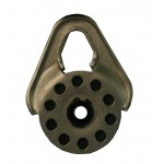 Heavy Duty Snatch Block For Synthetic Ropes,