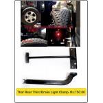 Third brake light Clamp, P/N-TBLC_01