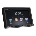 BOSS Audio BV9755 In-Dash Double-Din 7-inch Motorized Touchscreen DVD/CD/USB/SD/MP4/MP3 Player Receiver with Remote