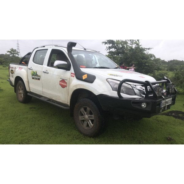 ISUZU V Cross Snorkel.